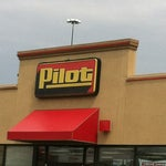 Photo taken at Pilot Travel Center by Kathie L. on 4/15/2012