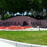 Photo taken at Capitola Mall Shopping Center by G on 7/15/2012
