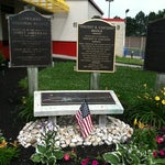Photo taken at Grover Cleveland Service Area by Ariel P. on 6/18/2012