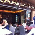 Photo taken at Bistro Cafe-Salt beyoglu by Musginnesim W. on 7/11/2011