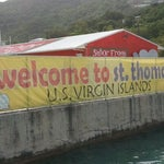 Photo taken at Port Of St. Thomas by Beertracker on 6/20/2012