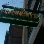Photo taken at Flannery's Irish Pub by Jeff H. on 3/9/2012