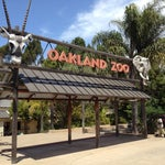 Photo taken at Oakland Zoo by James F. on 5/13/2012