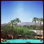 Photo taken at Sanctuary Resort on Camelback by Lisa C. on 9/2/2012