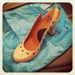 Photo taken at John Fluevog Shoes by Anne M. on 4/8/2012