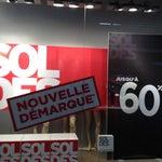 Photo taken at Centre Commercial Bordeaux Lac by Bi L. on 7/4/2012