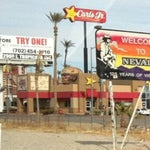 Photo taken at California / Nevada State Line by Sarah S. on 2/6/2012