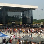 Photo taken at Hersheypark Stadium by Carissa B. on 9/1/2012