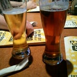 Photo taken at Buffalo Wild Wings by Katie H. on 6/15/2012