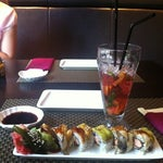 Photo taken at Изуми Суши (Izumi Sushi) by L.A.V. on 7/24/2012