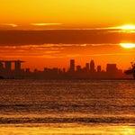 Photo taken at Nongsa Point Marina & Resort by Haryadi B. on 6/10/2012
