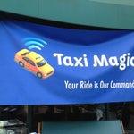 Photo taken at Taxi Magic Arlington Happy Hour @ SoBe by Elliot S. on 3/14/2012
