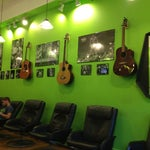 Photo taken at Razors Barbershop & Shave by Ankit S. on 8/10/2012