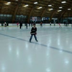 Photo taken at The Rinks Anaheim Ice by David R. on 2/10/2012
