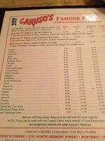 Caruso's Corner