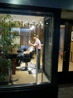 Financial District Haircut by Leo