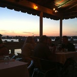 Photo taken at Louie's Oyster Bar & Grille by pi on 6/17/2012