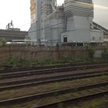 Photo taken at MBTA Commuter Rail - Lowell Line by Daniel H. on 6/13/2012
