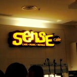 Photo taken at Sense Cafe Puchong IOI by Chong L. on 4/10/2012