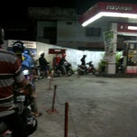 Photo taken at SPBU Pertamina 74.955.05 by Adler T. on 9/1/2012