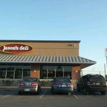 Photo taken at Jason's Deli by james c. on 3/26/2012