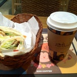 Photo taken at Zoo Coffee by Hwi-jin K. on 5/3/2012