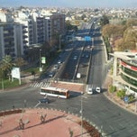 Photo taken at Antigua Renault by Ruben D. on 4/3/2012