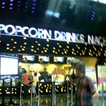 Photo taken at PVR Cinemas by Jeanny S. on 6/1/2012