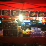 Photo taken at Burger grill Pandan Indah by Teena P. on 4/2/2012
