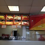 Photo taken at Gut Busters Cheese Steaks & Hoagie's by Ar'Quez on 7/23/2012