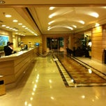 Photo taken at Hotel InterContinental Buenos Aires by Felippe R. on 4/21/2012