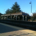 Photo taken at Metra - Deerfield by Monika L. on 9/11/2011