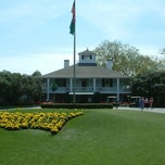 Photo taken at Augusta National Golf Club by Amy B. on 4/7/2012