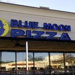 Photo taken at Blue Moon Pizza by BeerGeekATL E. on 12/17/2011