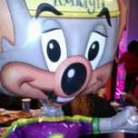 Photo taken at Chuck E. Cheese's by Shawnta R. on 1/29/2012