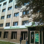 Photo taken at ПриватБанк / PrivatBank by Niki K. on 9/13/2011