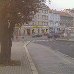 Photo taken at Raiffeisenbank by Tomáš T. on 10/11/2011
