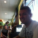 Photo taken at Manny's Mediterranean Cafe by Shane on 8/20/2012