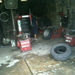 Photo taken at Bj Tires by B.j. H. on 6/21/2011