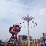 Photo taken at Luna Park NYC by Isadora B. on 4/15/2012