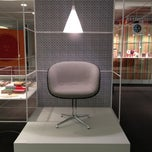 Photo taken at Herman Miller Showroom by JVA 6. on 6/9/2012
