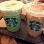 Photo taken at Starbucks by Susan K. on 1/11/2012