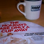Photo taken at IHOP by Teresa G. on 11/20/2011