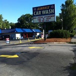 Photo taken at Simoniz Car Wash by Michael C. on 7/27/2011