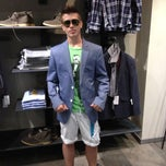 Photo taken at Jack & Jones by Pedro G. on 8/11/2012