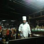 Photo taken at Depot Setiawan (Bakmi Pak Koki) by Arygion on 1/8/2012