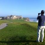 Photo taken at Half Moon Bay Golf Links by Ryan S. G. on 5/11/2012