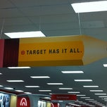 Photo taken at Target by Gabriel G. on 8/26/2012