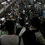 Photo taken at Yellow Line - Taft Avenue Station by Mac-kee D. on 6/9/2012