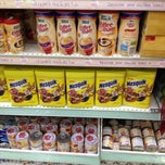 Photo taken at Sabah al-salem co-op by Fatma A. on 4/5/2012